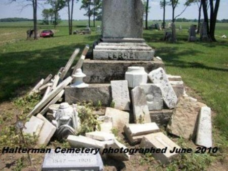 EATON, DAVID HENRY - Champaign County, Ohio | DAVID HENRY EATON - Ohio Gravestone Photos