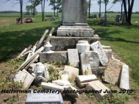 EATON, NANCY ANN - Champaign County, Ohio | NANCY ANN EATON - Ohio Gravestone Photos