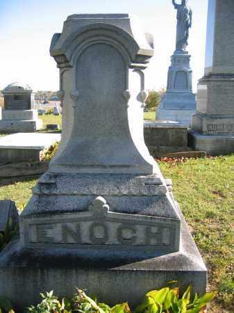 ENOCH, HENRIETTA S. - Champaign County, Ohio | HENRIETTA S. ENOCH - Ohio Gravestone Photos