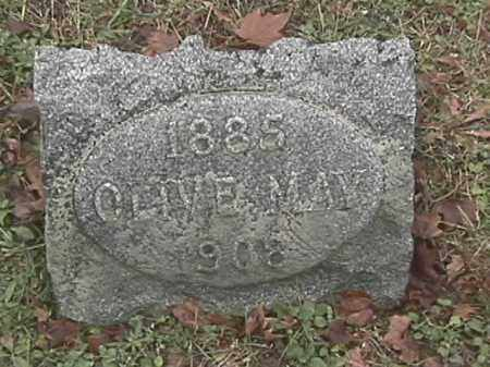 ERWIN, OLIVE MAY - Champaign County, Ohio | OLIVE MAY ERWIN - Ohio Gravestone Photos