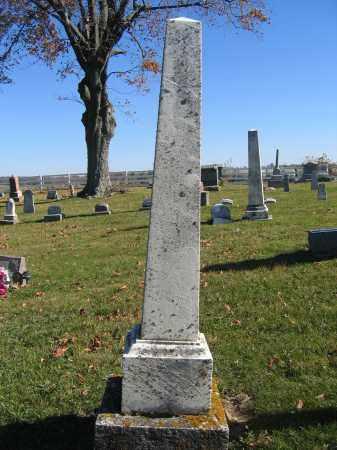 EVANS, ELMINA - Champaign County, Ohio | ELMINA EVANS - Ohio Gravestone Photos