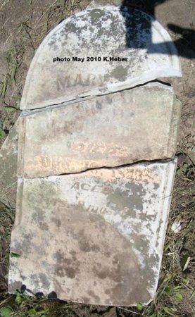 EVERETT, MARY ANN - Champaign County, Ohio   MARY ANN EVERETT - Ohio Gravestone Photos