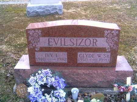 EVILSIZOR, CLYDE WILLIAM SR. - Champaign County, Ohio | CLYDE WILLIAM SR. EVILSIZOR - Ohio Gravestone Photos