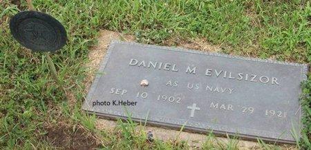 EVILSIZOR, DANIEL MILLARD - Champaign County, Ohio | DANIEL MILLARD EVILSIZOR - Ohio Gravestone Photos