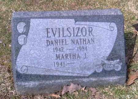 EVILSIZOR, DANIEL - Champaign County, Ohio | DANIEL EVILSIZOR - Ohio Gravestone Photos