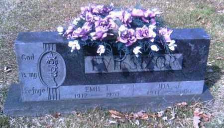 EVILSIZOR, EMIL TURNMIRE - Champaign County, Ohio | EMIL TURNMIRE EVILSIZOR - Ohio Gravestone Photos
