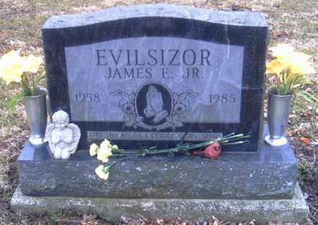 EVILSIZOR, JAMES E. JR. - Champaign County, Ohio | JAMES E. JR. EVILSIZOR - Ohio Gravestone Photos