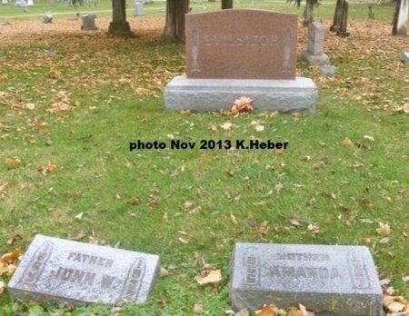 EVILSIZOR, JOHN WESLEY - Champaign County, Ohio | JOHN WESLEY EVILSIZOR - Ohio Gravestone Photos