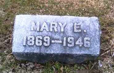 HANEY EVILSIZOR, MARY ESTELLA - Champaign County, Ohio | MARY ESTELLA HANEY EVILSIZOR - Ohio Gravestone Photos