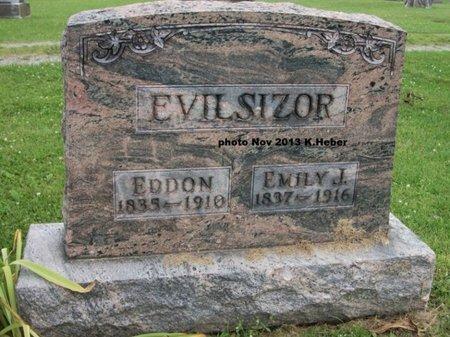 EVILSIZOR, SR, EDDON JASON - Champaign County, Ohio | EDDON JASON EVILSIZOR, SR - Ohio Gravestone Photos