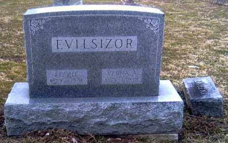 EVILSIZOR, INFANT - Champaign County, Ohio | INFANT EVILSIZOR - Ohio Gravestone Photos