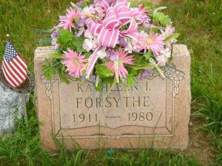 IRENE IMPSON FORSYTHE, KATHLEEN - Champaign County, Ohio | KATHLEEN IRENE IMPSON FORSYTHE - Ohio Gravestone Photos