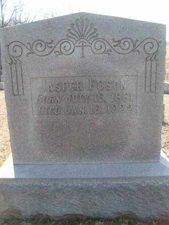 FUSON, JASPER - Champaign County, Ohio | JASPER FUSON - Ohio Gravestone Photos
