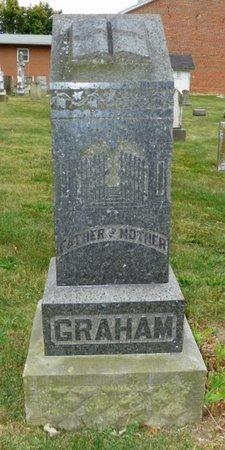 GRAHAM, ISAAC - Champaign County, Ohio | ISAAC GRAHAM - Ohio Gravestone Photos