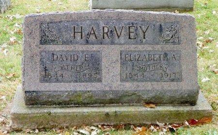 HARVEY, DAVIE E. - Champaign County, Ohio | DAVIE E. HARVEY - Ohio Gravestone Photos