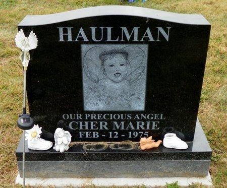 HAULMAN, CHER MARIE - Champaign County, Ohio | CHER MARIE HAULMAN - Ohio Gravestone Photos