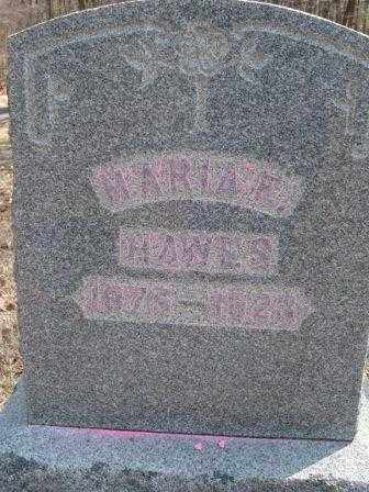 HAWES, MARIA ELIZABETH - Champaign County, Ohio | MARIA ELIZABETH HAWES - Ohio Gravestone Photos