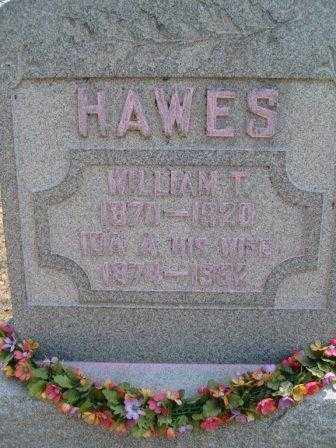 HAWES, WILLIAM T. - Champaign County, Ohio | WILLIAM T. HAWES - Ohio Gravestone Photos