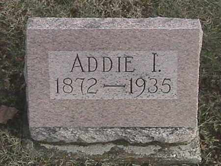 HEATON, ADDIE IONA - Champaign County, Ohio | ADDIE IONA HEATON - Ohio Gravestone Photos