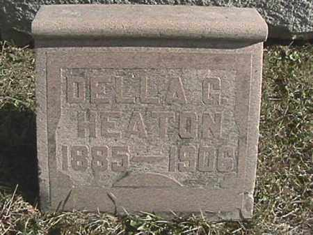 HEATON, DELLA G. - Champaign County, Ohio | DELLA G. HEATON - Ohio Gravestone Photos