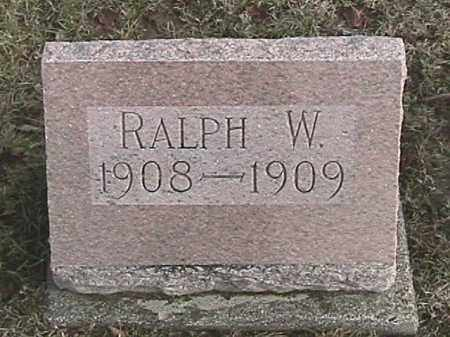 HEATON, RALPH WALBORN - Champaign County, Ohio | RALPH WALBORN HEATON - Ohio Gravestone Photos