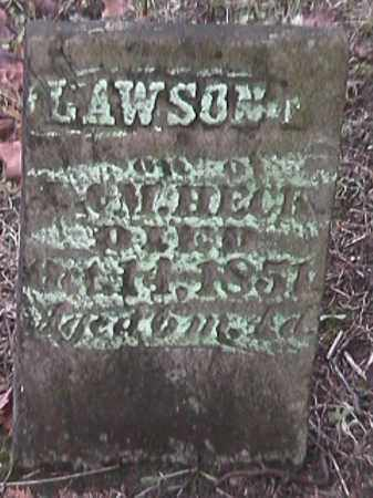 HECK, LAWSON - Champaign County, Ohio | LAWSON HECK - Ohio Gravestone Photos