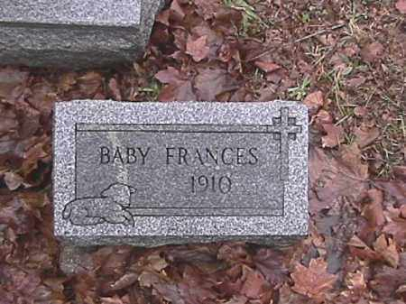 HELVIE, FRANCES - Champaign County, Ohio | FRANCES HELVIE - Ohio Gravestone Photos