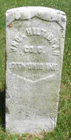 HILTIBRAN, JOHN - Champaign County, Ohio | JOHN HILTIBRAN - Ohio Gravestone Photos