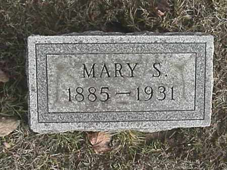 HOFFMAN, MARY SARAH - Champaign County, Ohio | MARY SARAH HOFFMAN - Ohio Gravestone Photos