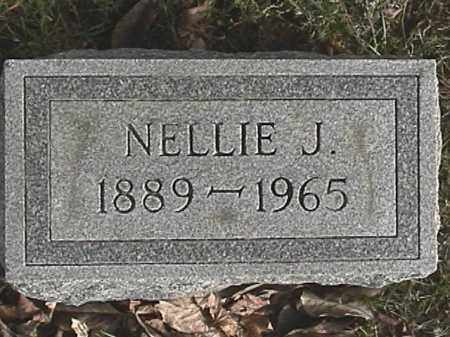 HOFFMAN, NELLIE JANE - Champaign County, Ohio | NELLIE JANE HOFFMAN - Ohio Gravestone Photos