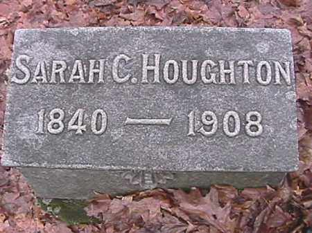 HOUGHTON, SARAH C. - Champaign County, Ohio | SARAH C. HOUGHTON - Ohio Gravestone Photos