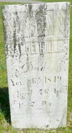 HULING, SAMUEL - Champaign County, Ohio | SAMUEL HULING - Ohio Gravestone Photos