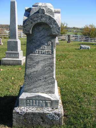 HUNT, PHEBE - Champaign County, Ohio | PHEBE HUNT - Ohio Gravestone Photos