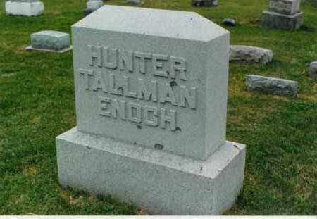 HUNTER, WILBER - Champaign County, Ohio | WILBER HUNTER - Ohio Gravestone Photos