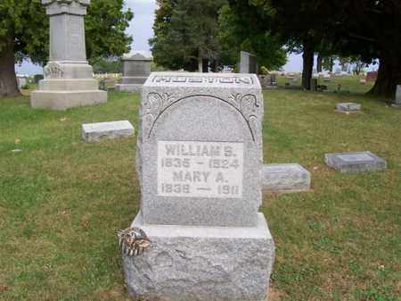 HUSTON, WILLIAM - Champaign County, Ohio | WILLIAM HUSTON - Ohio Gravestone Photos