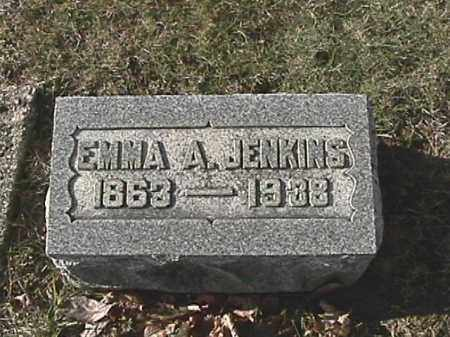 JENKINS, EMMA ALICE - Champaign County, Ohio | EMMA ALICE JENKINS - Ohio Gravestone Photos