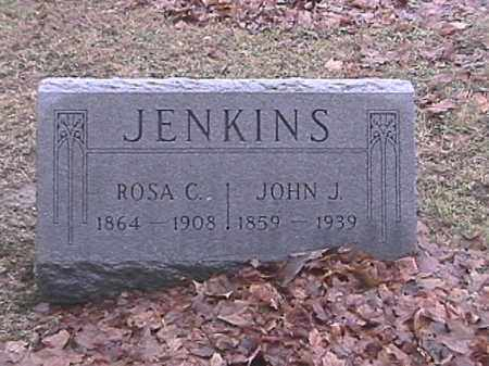 JENKINS, JOHN J. - Champaign County, Ohio | JOHN J. JENKINS - Ohio Gravestone Photos