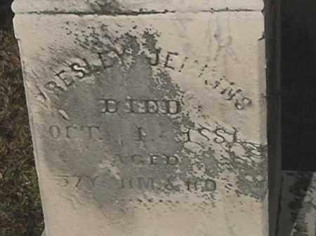 JENKINS, PRESLEY - Champaign County, Ohio | PRESLEY JENKINS - Ohio Gravestone Photos