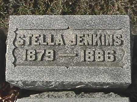 JENKINS, STELLA - Champaign County, Ohio | STELLA JENKINS - Ohio Gravestone Photos