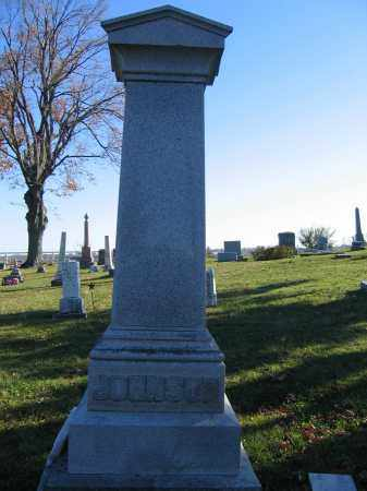 JOHNSON, BENJAMIN - Champaign County, Ohio | BENJAMIN JOHNSON - Ohio Gravestone Photos