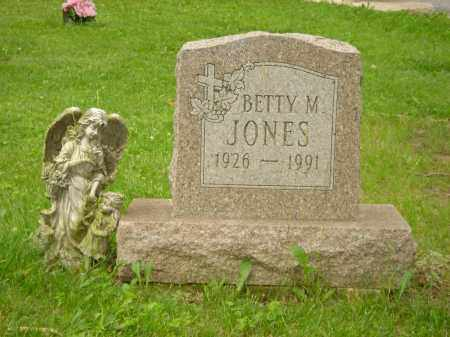 JONES, BETTY M. - Champaign County, Ohio | BETTY M. JONES - Ohio Gravestone Photos
