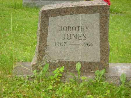 JONES, DOROTHY MAY - Champaign County, Ohio   DOROTHY MAY JONES - Ohio Gravestone Photos