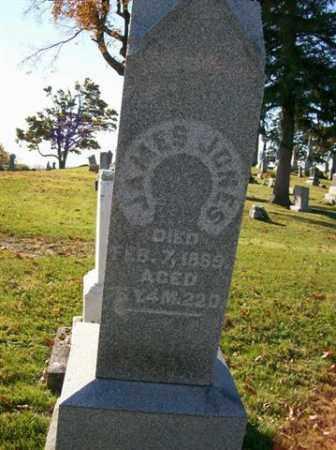 JONES, JAMES - Champaign County, Ohio | JAMES JONES - Ohio Gravestone Photos