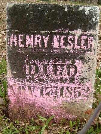 KESLER, HENRY - Champaign County, Ohio | HENRY KESLER - Ohio Gravestone Photos