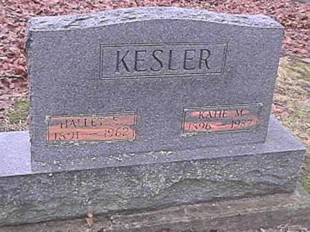 KESLER, HALLET E. - Champaign County, Ohio | HALLET E. KESLER - Ohio Gravestone Photos