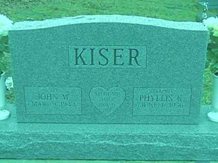 KISER, INFANT SON - Champaign County, Ohio | INFANT SON KISER - Ohio Gravestone Photos