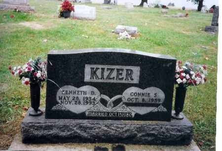 KIZER, CONNIE S. - Champaign County, Ohio | CONNIE S. KIZER - Ohio Gravestone Photos