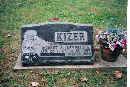 KIZER, BEVERLY A. KIZER - Champaign County, Ohio | BEVERLY A. KIZER KIZER - Ohio Gravestone Photos