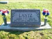 LANTZ, LEONA - Champaign County, Ohio | LEONA LANTZ - Ohio Gravestone Photos
