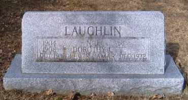 LAUGHLIN, LEWIS LAMAR - Champaign County, Ohio | LEWIS LAMAR LAUGHLIN - Ohio Gravestone Photos